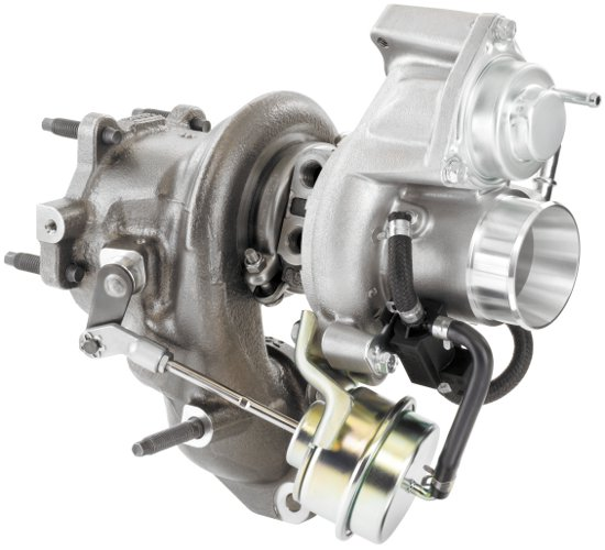 Turbocompresor twin scroll motor Ecotec 2.0L I-4 VVT DI